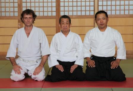 Джиу-джитсу херсон Дайто рю айки дзю-дзюцу Такумакай