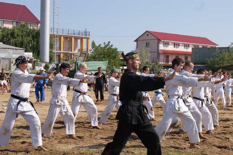 27-й Летний лагерь интенсивной подготовки Бушинкан джиу-джитсу